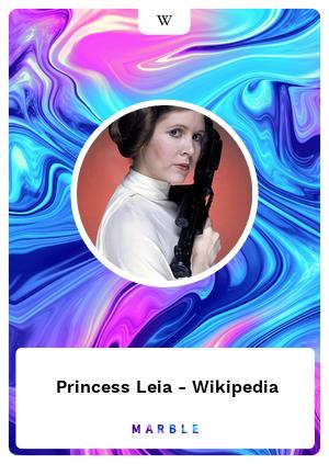 Princess Leia - Wikipedia