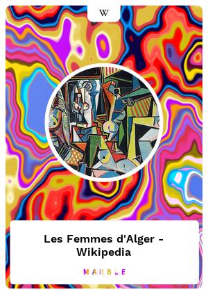 Les Femmes d'Alger - Wikipedia