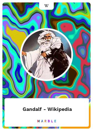 Gandalf - Wikipedia