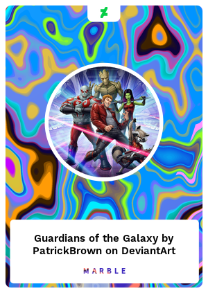 Guardians of the Galaxy by PatrickBrown on DeviantArt