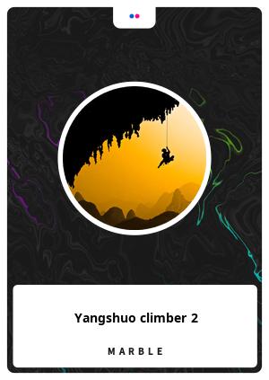 Yangshuo climber 2