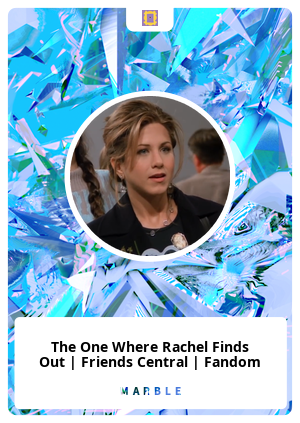 The One Where Rachel Finds Out | Friends Central | Fandom