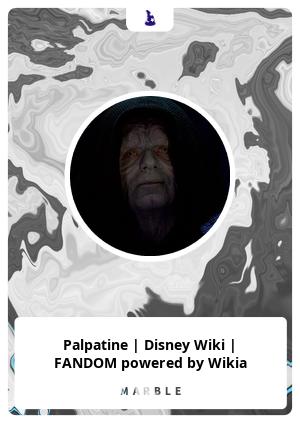 Palpatine | Disney Wiki | FANDOM powered by Wikia