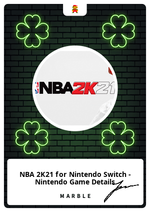 NBA 2K21 for Nintendo Switch - Nintendo Game Details