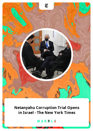 Netanyahu Corruption Trial Opens in Israel - The New York Times