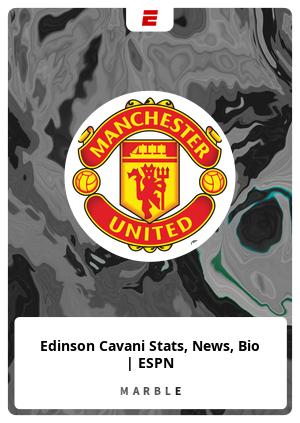 Edinson Cavani Stats, News, Bio   ESPN