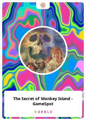 The Secret of Monkey Island - GameSpot