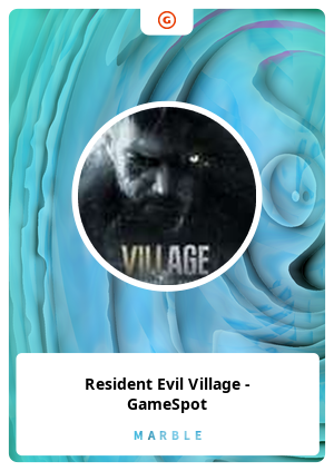 Resident Evil Village - GameSpot
