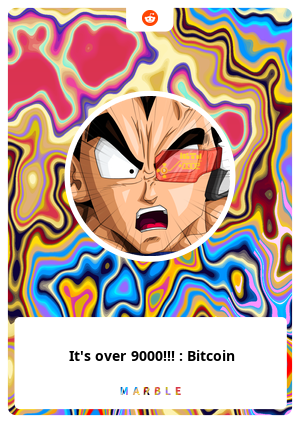 It's over 9000!!! : Bitcoin