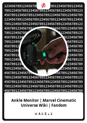 Ankle Monitor | Marvel Cinematic Universe Wiki | Fandom