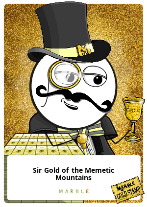 Sir Gold of the Memetic Mountains