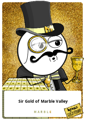 Sir Gold of Marble Valley