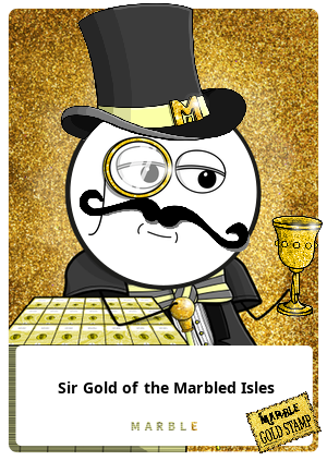 Sir Gold of the Marbled Isles