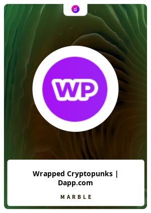 Wrapped Cryptopunks | Dapp.com