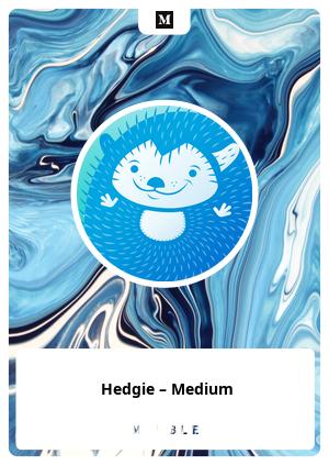 Hedgie – Medium