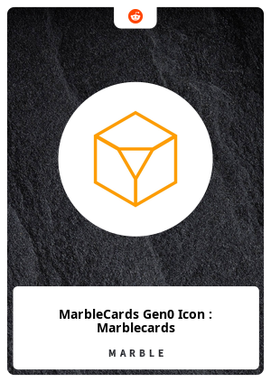 MarbleCards Gen0 Icon : Marblecards