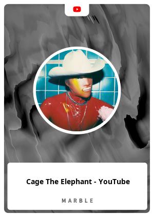 Cage The Elephant - YouTube