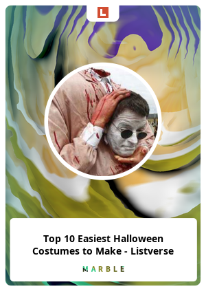 Top 10 Easiest Halloween Costumes to Make - Listverse