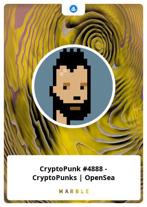 CryptoPunk #4888 - CryptoPunks   OpenSea