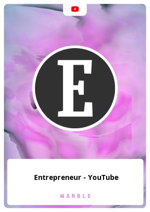 Entrepreneur - YouTube