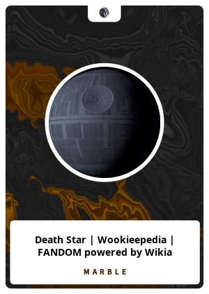 Death Star | Wookieepedia | FANDOM powered by Wikia