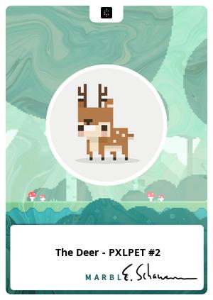 The Deer - PXLPET #2