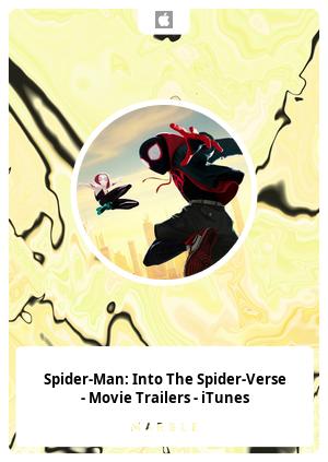 Spider-Man: Into The Spider-Verse - Movie Trailers - iTunes