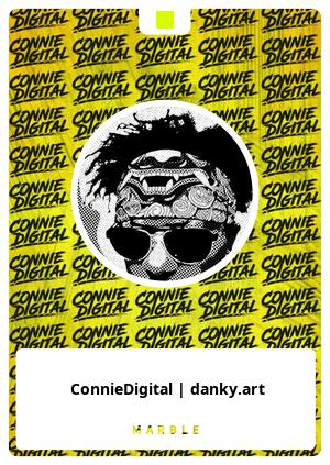ConnieDigital   danky.art