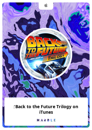 Back to the Future Trilogy on iTunes