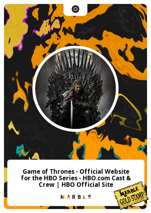 Game of Thrones - Official Website for the HBO Series - HBO.com Cast & Crew   HBO Official Site