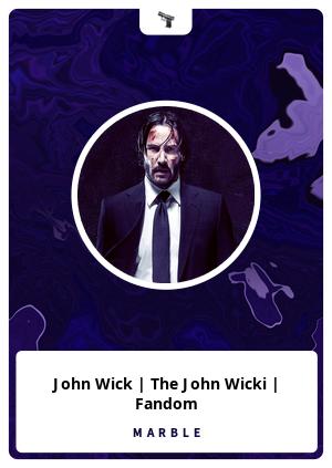 John Wick | The John Wicki | Fandom