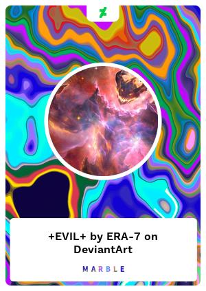 +EVIL+ by ERA-7 on DeviantArt