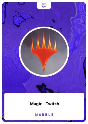 Magic - Twitch