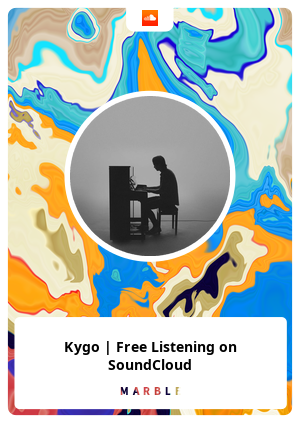 Kygo | Free Listening on SoundCloud