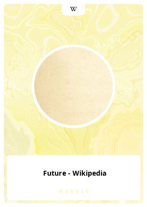 Future - Wikipedia