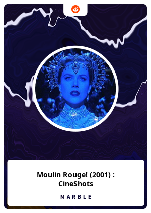 Moulin Rouge! (2001) : CineShots